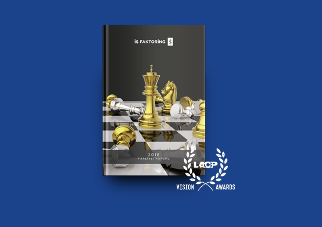 2018 Faaliyet Raporumuz ile 4 Ödül Kazandık!