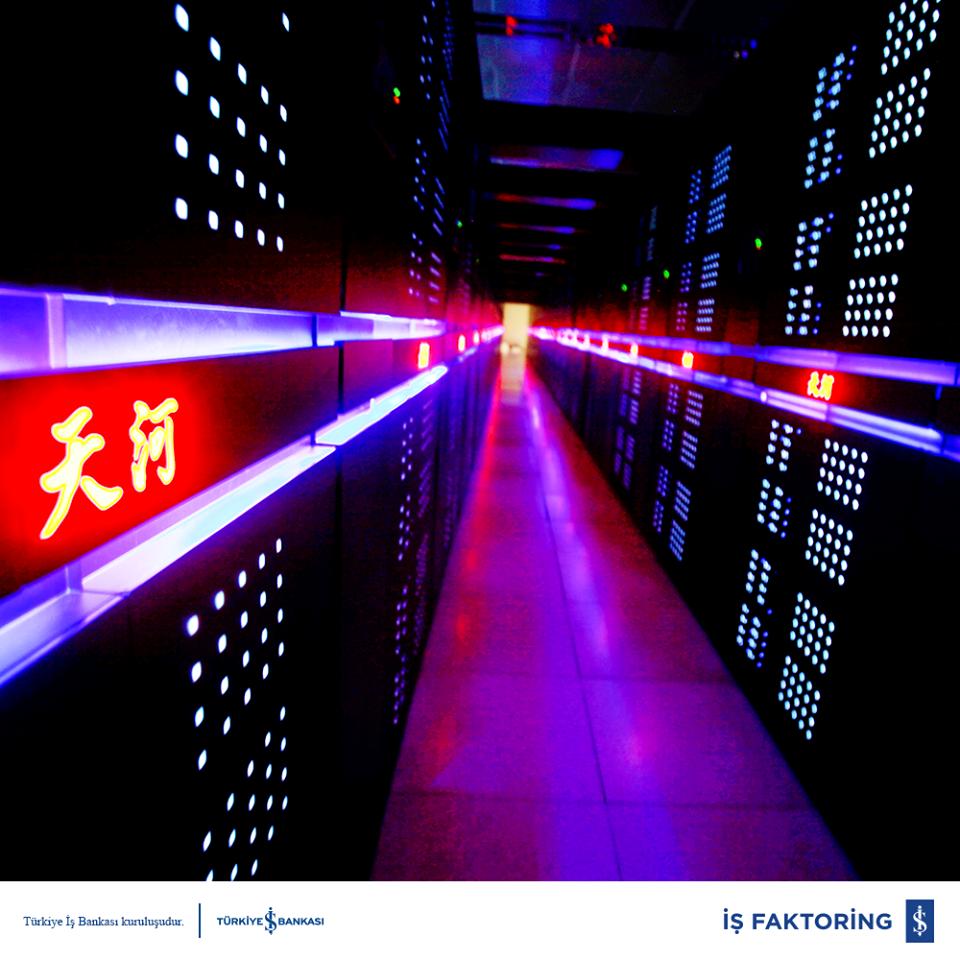 Belki dünyanın en hızlı süper bilgisayarı Tianhe-2 gibi saniyede katrilyon tane matematik işlemi yapamayız, ama tedarik işlemlerinizi İş Tedarik ile çok hızlı halledebiliriz.
