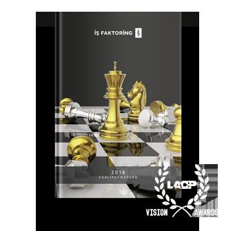 2018 Faaliyet Raporumuzla 4 Ödül Kazandık!